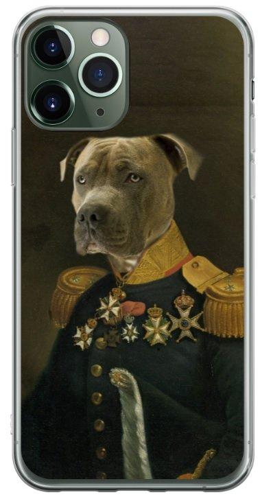 luitenant generaal telefoonhoesje